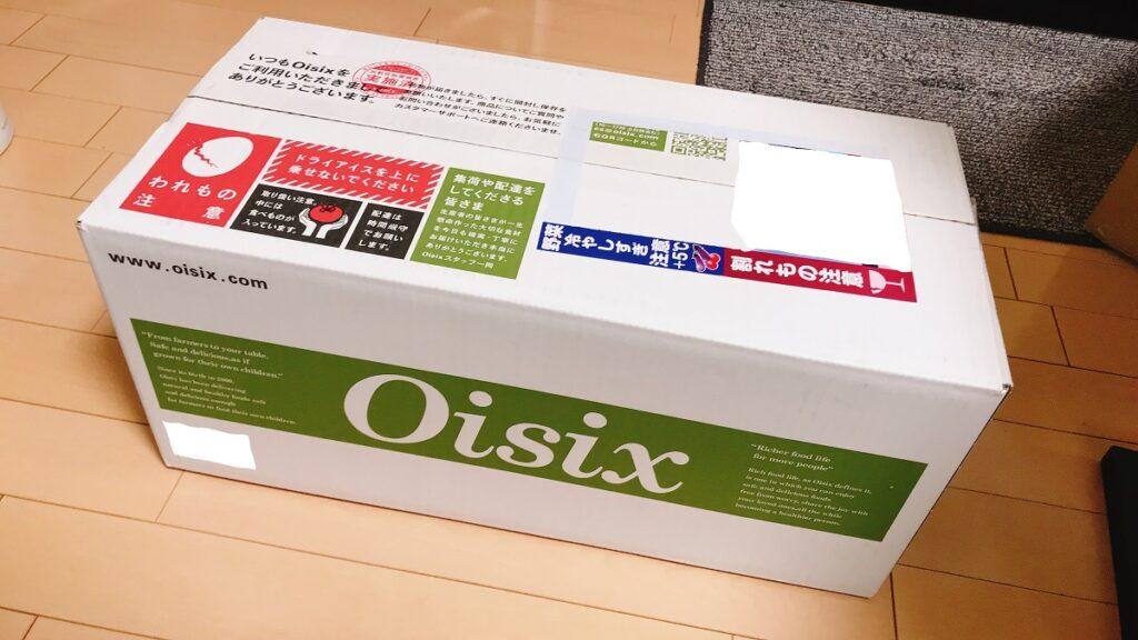 oisix takuhai box image